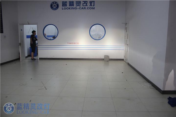 上海3008改装氙气灯