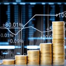 月季未银行冲量存款及一年期对公对私大额存款