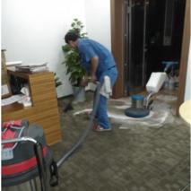 办公楼地毯清洗