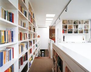书架的结购及材质