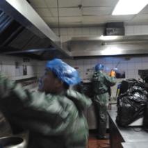 厨房管道清洗