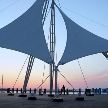 王者之師主題拓展 | 滴水湖帆船航行體驗+海邊真人CS野戰活動
