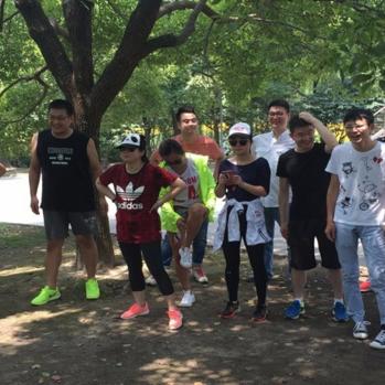 撕名牌+野戰CS團隊拓展!奔跑與汗水的體驗
