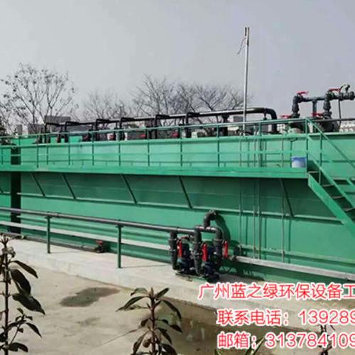 增城某地产生活污水处理工程