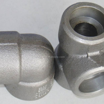 Socket welding Stainless Steel Pipe Fittings