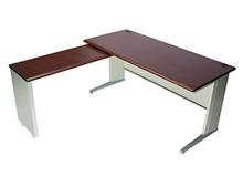 钢制办公桌RY-GZ007