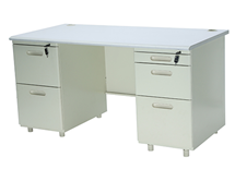 钢制办公桌RY-GZ009