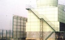 佛龍化工冷卻塔噪音控制工程