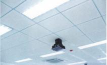 邦威辦公區吸聲吊頂工程
