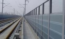高速鐵路聲屏障工程