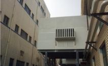 3M熱泵機組噪音控制工程