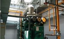天津國際發電機房噪音控制工程