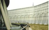 新疆發電廠冷卻塔噪音控制