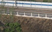 塑黃鐵路聲屏障工程