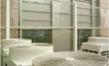 萬科花園熱泵機組噪音控制工程