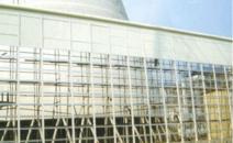 江蘇發電廠冷卻塔噪音控制工程