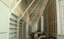 五角場熱泵機組噪音控制工程