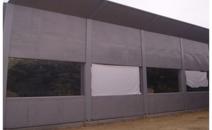 蘇州飲料廠聲屏障工程