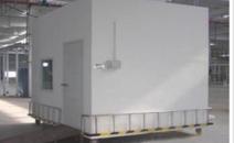 上海佑能研磨機隔聲罩工程