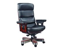 牛皮班椅016