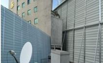 華榮大廈冷卻塔噪音控制工程