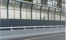 廣州沿江高速聲屏障工程