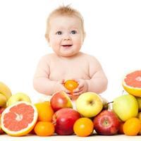 宝宝吃水果