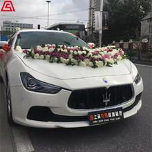 婚庆租车-玛莎拉蒂白色Ghibili