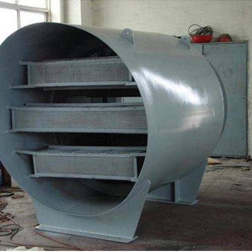 高壓鍋爐汽包安全閥消聲器