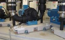 水泵機組噪音控制工程