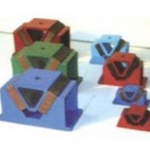 v型橡膠減振器