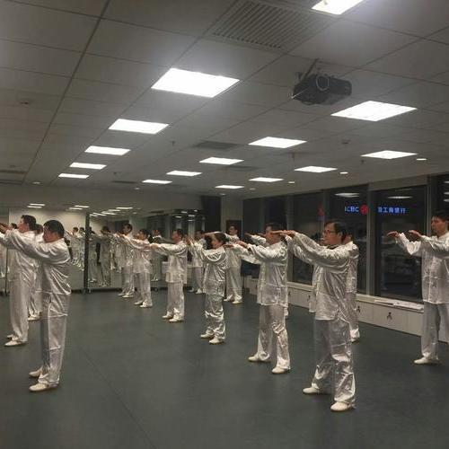 【公司企业团体太极拳、健身气功、瑜伽等健身课程】