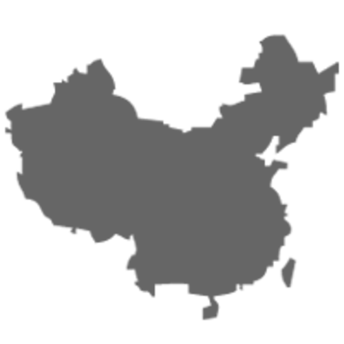 Sales network covering China