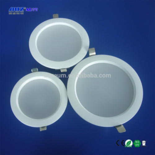 hot!! CE SMD2835 white market 3000-7000K 6Inch 18w led downlight