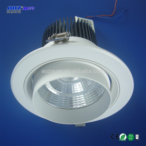 2 years warranty cob led downlight adjustable head 30Watt