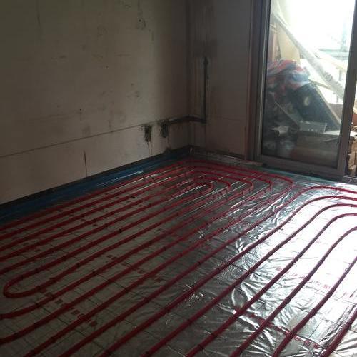 装修地暖施工