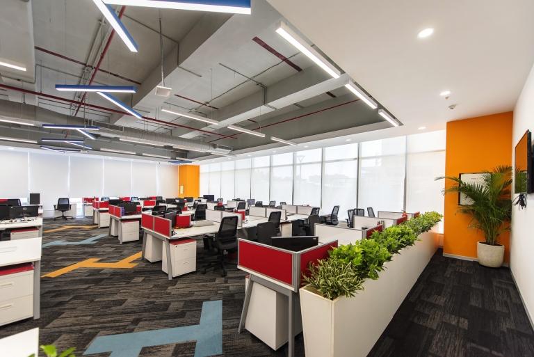 上海辦公室設計