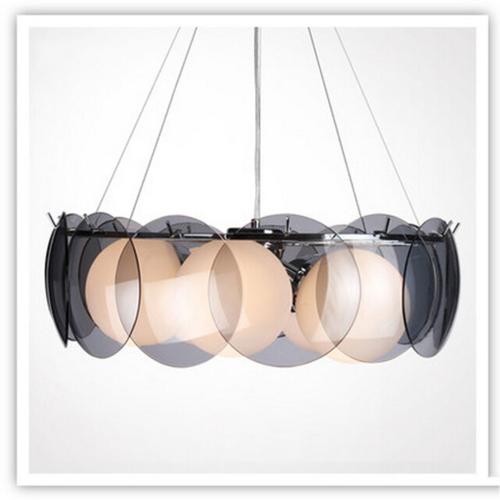 后現代風格玻璃吊燈DHD006