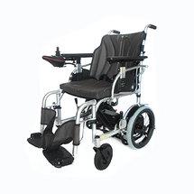 中进电动轮椅 可快拆 超轻便携 老人电动代步车 自动刹车 上海实体店专卖