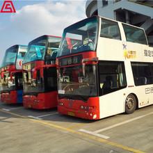 露天双层巴士-原画面婚车