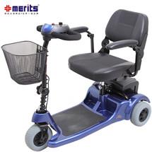 老人三轮代步车英国PG控制器老年人电动助力车 可进电梯 放便携带