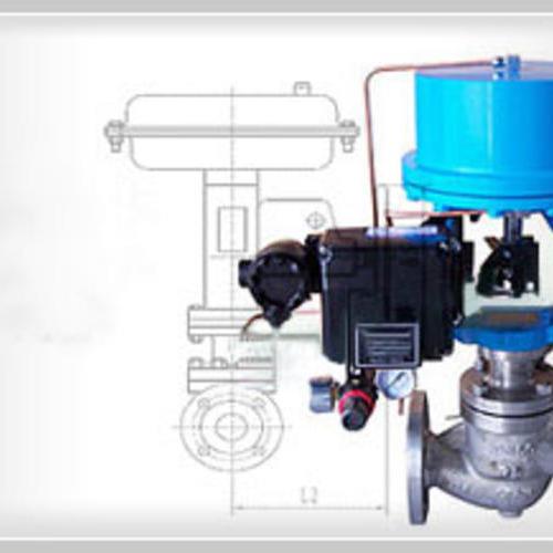 ZJ(M)HL气动笼式调节阀