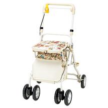 一期一会老人助行器 老年人购物车 买菜车  可折叠超轻便携 上海实体店