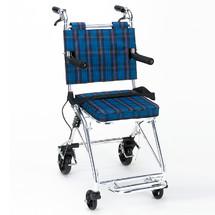 一期一会超轻旅行轮椅 航钛铝合金 折叠便携 老人手推车 助行器 代步车  上海实体店