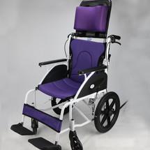新品富士康轮椅 铝合金轮椅轻便四季通用坐垫可配加高头靠 上海实体店