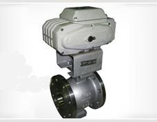 ZARV电动V型调节球阀