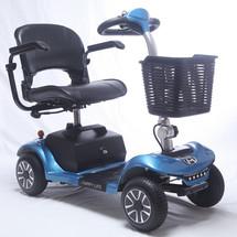 福美老年代步车四轮三轮老年人带灯电动车 残疾人老人代步车助力车 上海实体店