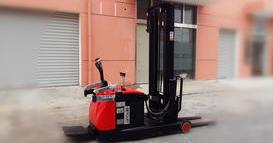 杭州某汽车零部件公司--前移式全电动堆高车
