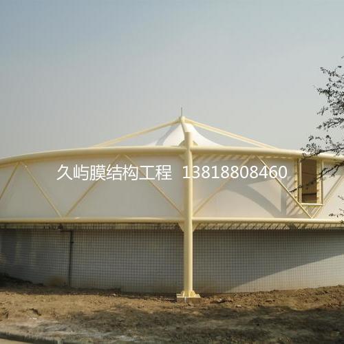 污水池加盖膜结构系列4