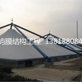 污水池加盖膜结构系列7